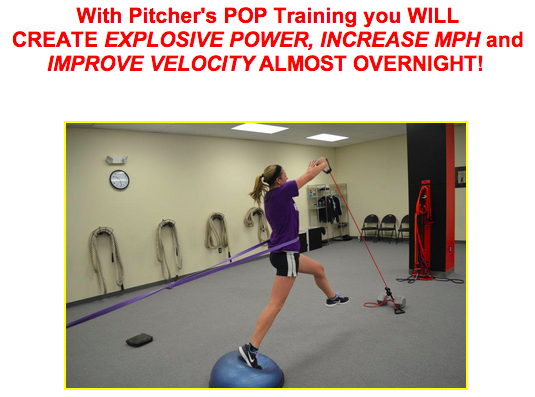 pitchers pop training with barry lovelace