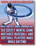 free softball hitting report