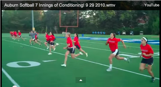 College Softball – Can You Handle This?