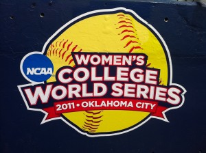 college softball wcws 2011