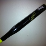 demarini softball bats - bustos bat