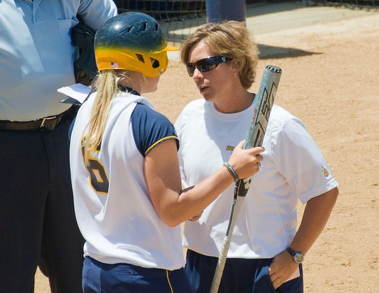 softball coaching tips - making the tough call