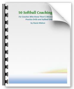 50 Softball Coaching Tips ebook