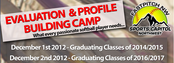 Fastpitch NW evaluation camp in Hawaii 2012