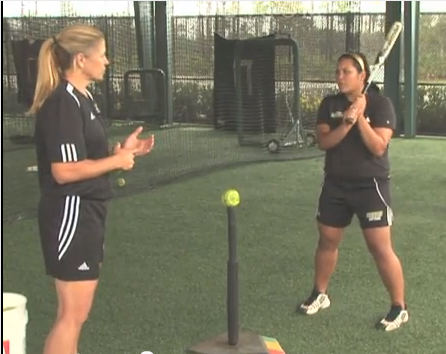 livestrong softball hitting video