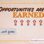 softball opportunities are earned not given