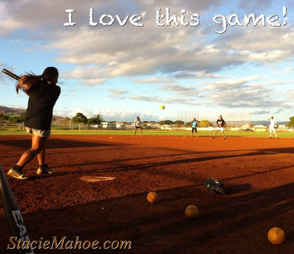 50 common fastpitch softball practice situations