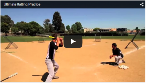ultimate baseball batting practice video crazy