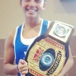 2014 ringside boxing world champion allie mahoe