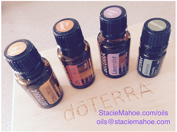 essential oils for softball