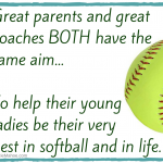 Great parents and great coaches BOTH