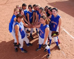 fastpitch softball game day
