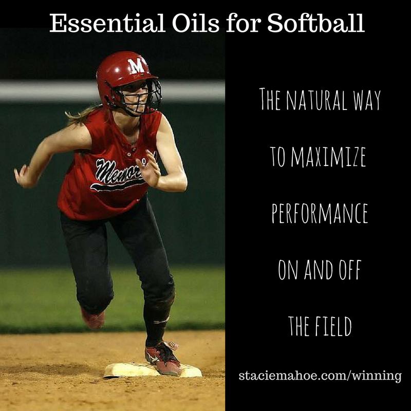 Essential Oils for Softball