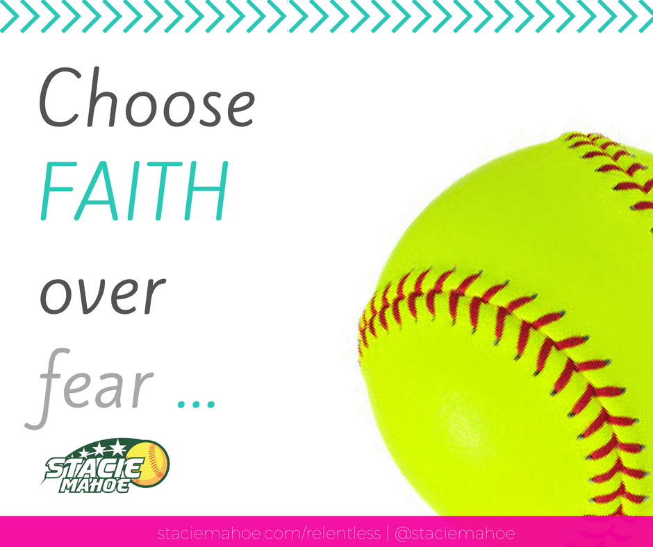 Choosing faith over fear and why it matters