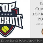 Interview with Ian Jones Founder of Top Recruit
