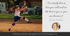 inspiration trumps accountability