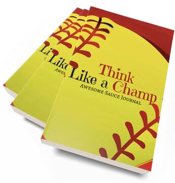 think like a champ journal