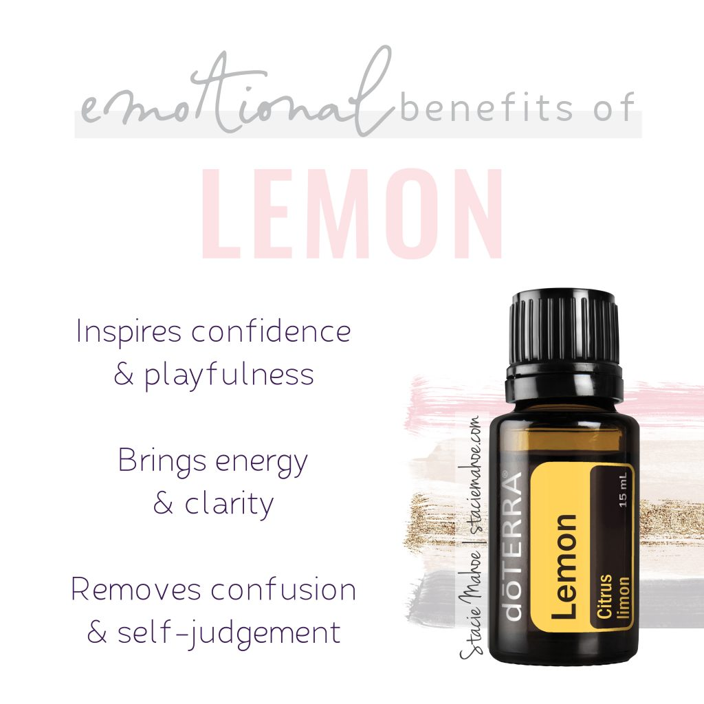 lemon essential oils for athletes